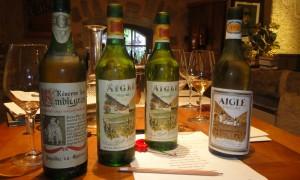 L'évolution du vin: un peu d'air et beaucoup de mystères